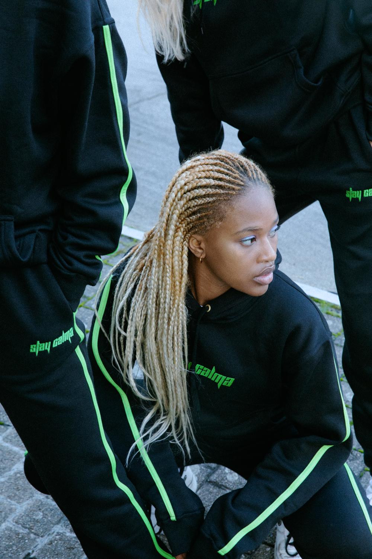 Stay-Calma-black-girl-tracksuit