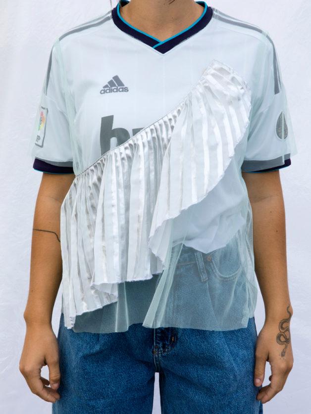 T-shirt football Adidas