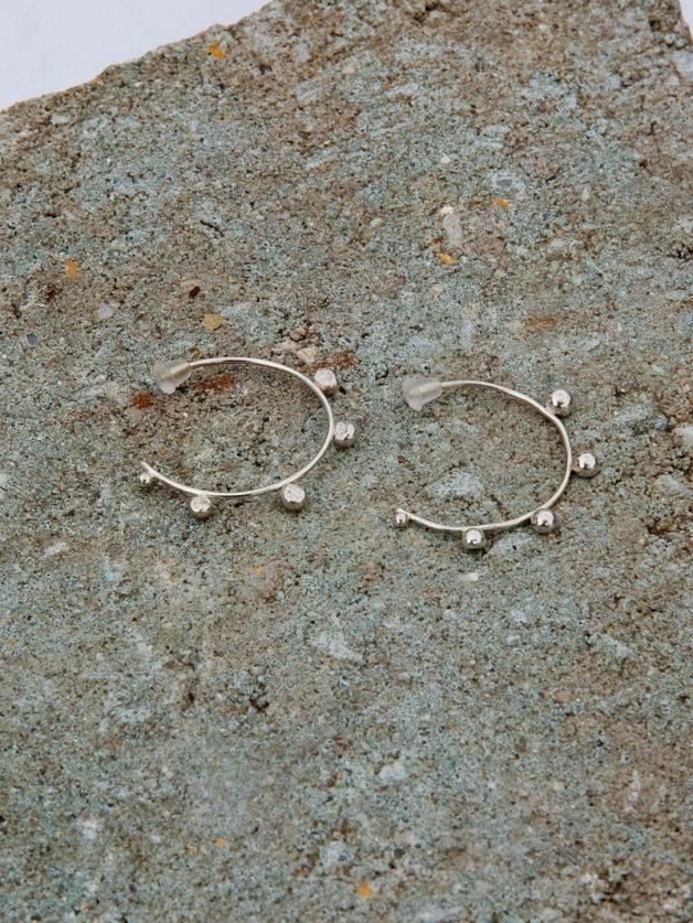 Boucles d'oreilles Hoctavius
