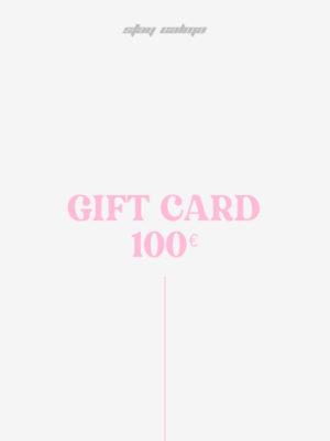 Carte cadeau 100