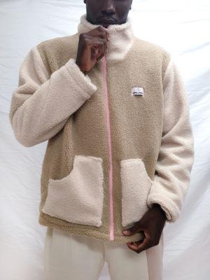 sherpa beige