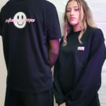 T-shirt / pull noir